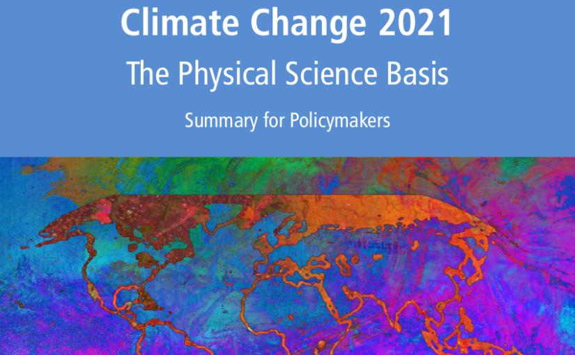 Folge 164: Bericht des Weltklimarats und Klimaprogramme: AfD und Freie Wähler